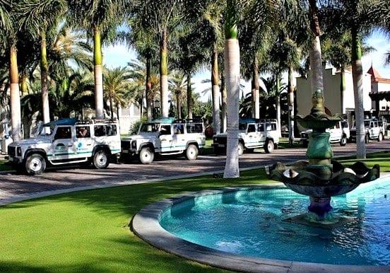 Jeep safari adventure Gran Canaria