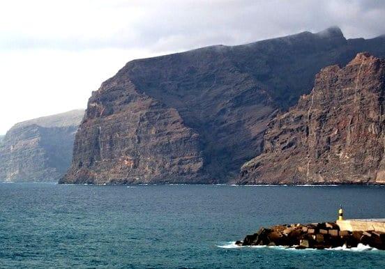 Enjoy stunning Los Gigantes cliff on boat trip