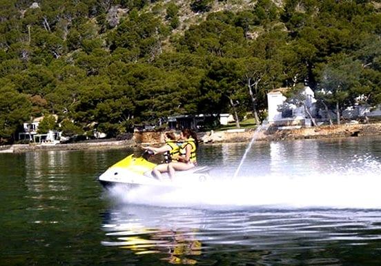 Formentor Jetski tour in Mallorca