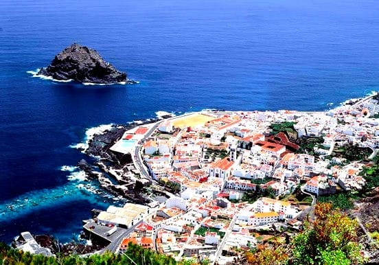 Viewpoint over Garachico
