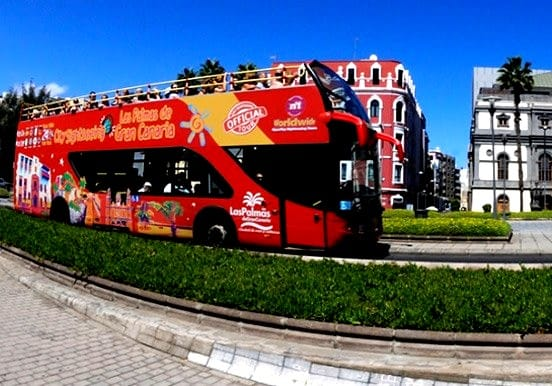 Las Palmas de Gran Canaria Hop on and Hop off City Tour