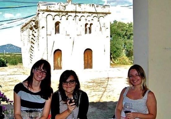 Wine tasting tour in Dolianova