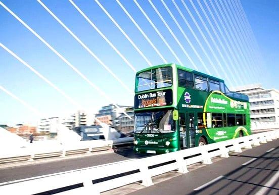 DoDublin travel card 72h Dublin Green Bus