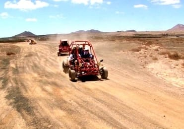 Explore Corralejo on quad or buggy