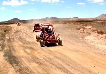 Explore Corralejo on quad or buggy
