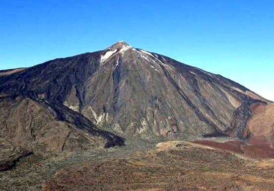 Hike excursion to Mount Teide summit