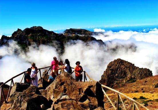 Highest peak of Madeira island jeep tour