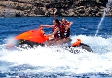 Jetski tours in Fuerteventura
