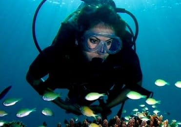 Gozo diving course for the physically challenged