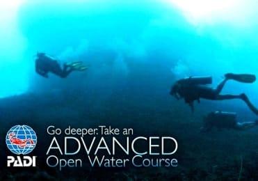PADI Advanced Open Water Diving Course in El Hierro