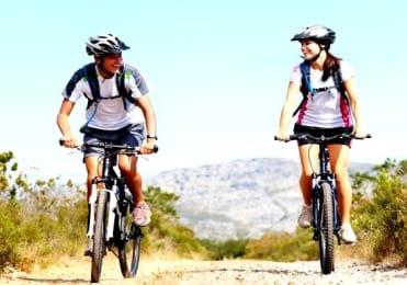 Playa del Ingles mountain bike tour