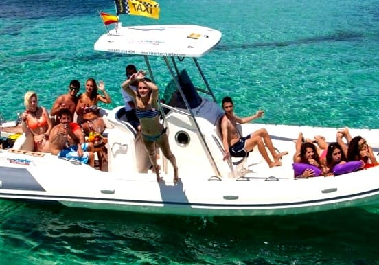 Private speedboat outing in Fuerteventura