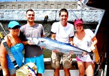 Los Gigantes deep sea fishing tour
