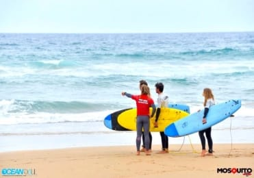 Surf course intermediate Fuerteventura