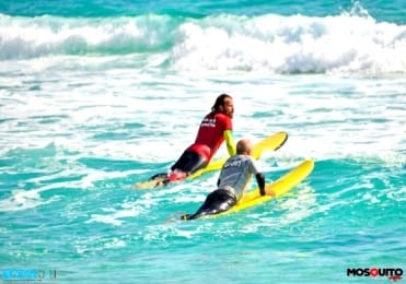 Surf performance course in Corralejo