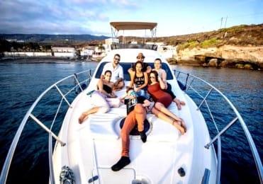 Poker yacht charter Tenerife