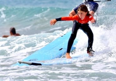 Learn to surf in Fuerteventura