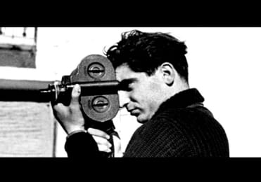 Photo of Robert Capa taken by Gerda Taro