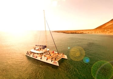 Lanzarote adult-only sunset sailing