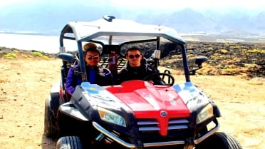 Tenerife buggy tour off road ride