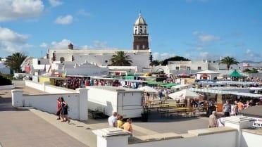 Sunday Market at Teguise Lanzarote