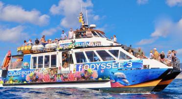 Odysee boat excursion Fuerteventura
