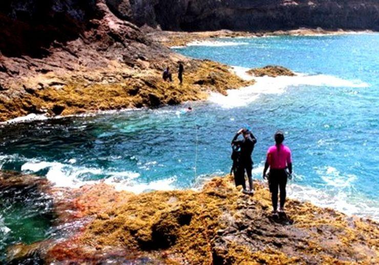 Gran Canaria coasteering adventure