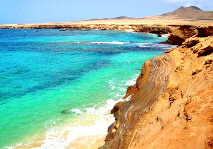 Jeep tour beaches in Cofete Fuerteventura