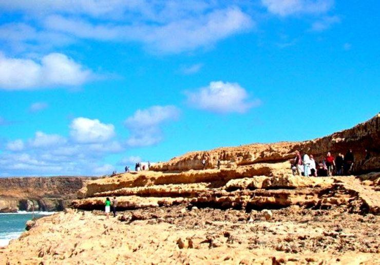 4x4 tour artesanum route Fuerteventura