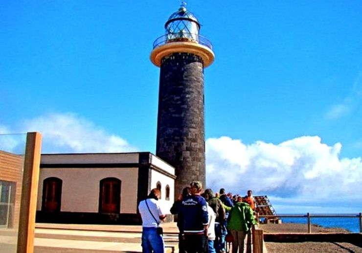 Jandia lighthouse Fuerteventura jeep tour