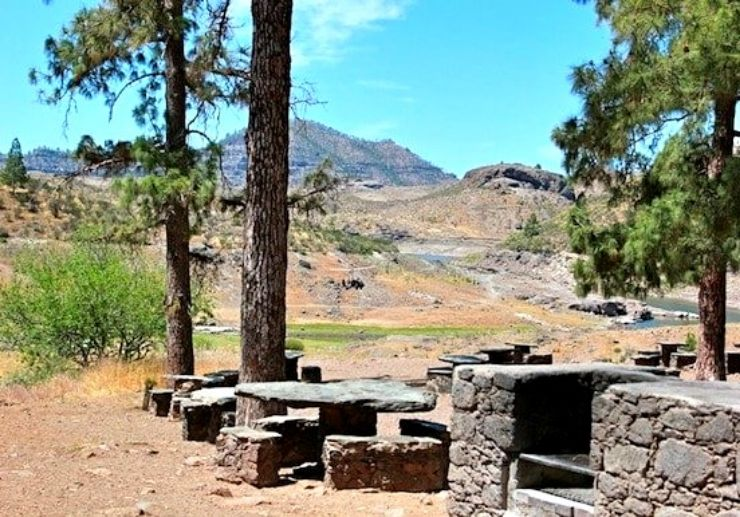 Recreational ground Gran Canaria