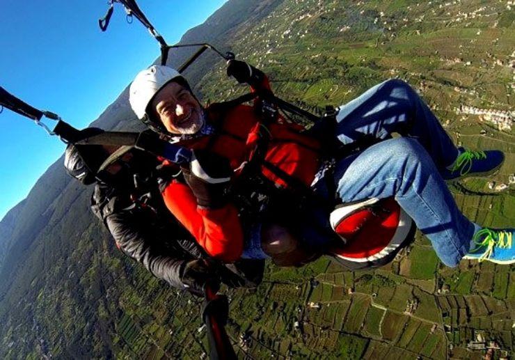 Paragliding Icod de los Vinos to La Culata