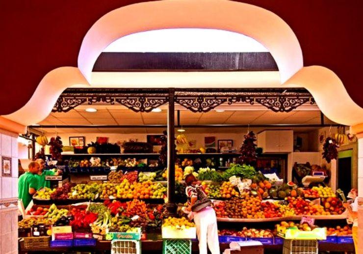 Local fresh produce in Santa Cruz