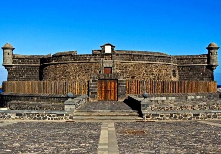 Castillo in Santa Cruz Tenerife