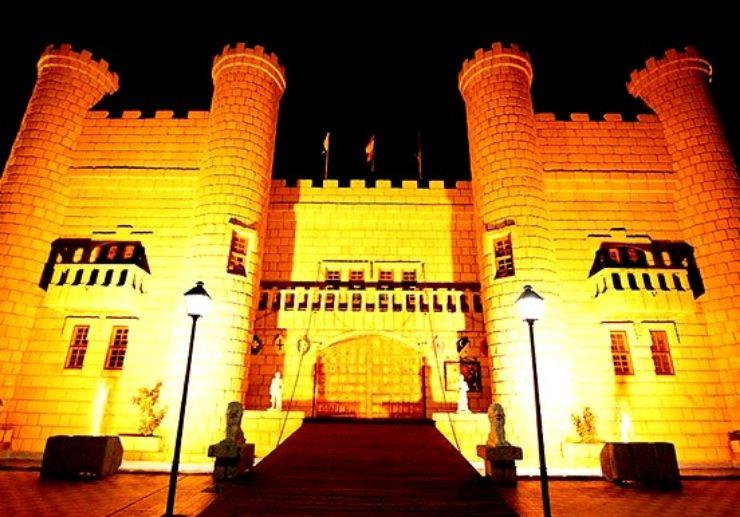 Castillo de San Miguel castle Tenerife