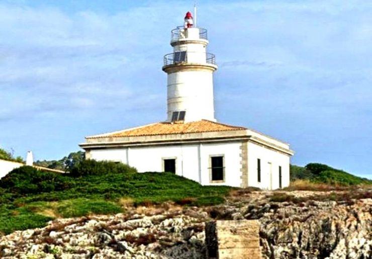 Alcanada island lighthouse jetski tour