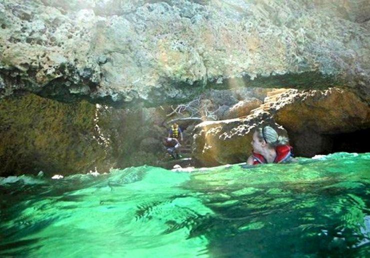 Pirates cave jet ski adventure in Mallorca
