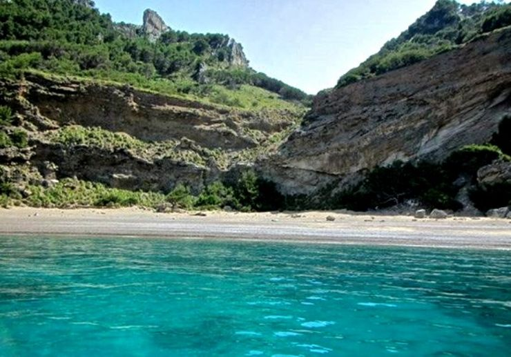 Secluded beaches on jetski tour Mallorca
