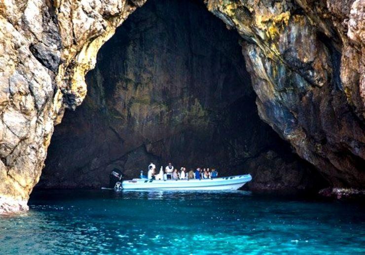 Llevant Natural Park boat excursion