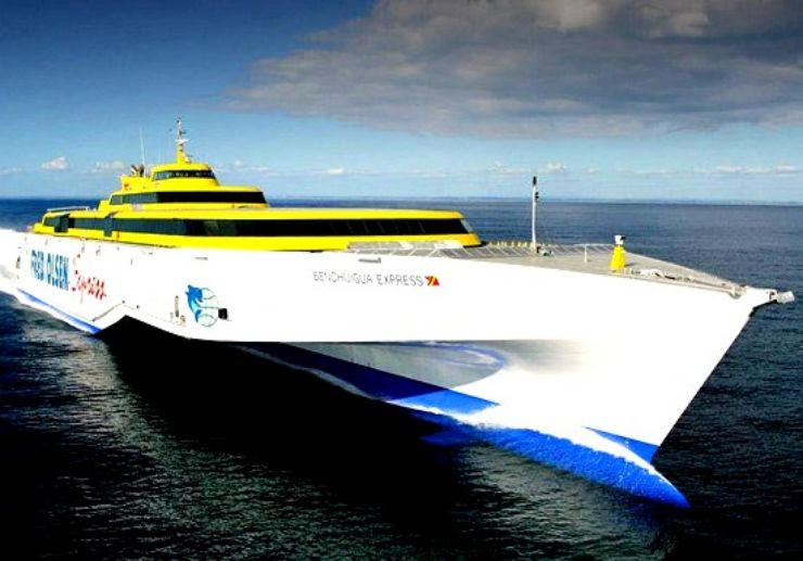 Fred Olsen Express Ferry