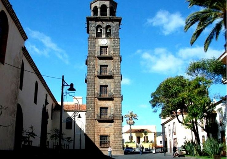Church of Immaculate Conception in La Laguna