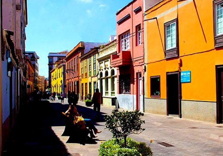 Unesco town of La Laguna