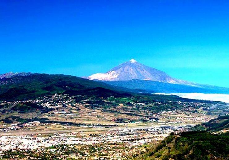 Mirador de Esperanza in Tenerife