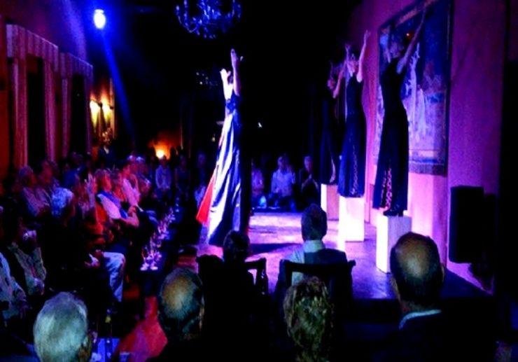 Casa Abaco show in Puerto de la Cruz