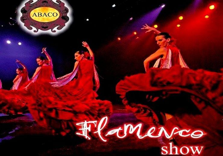 Flamenco show at Casa Abaco in Tenerife