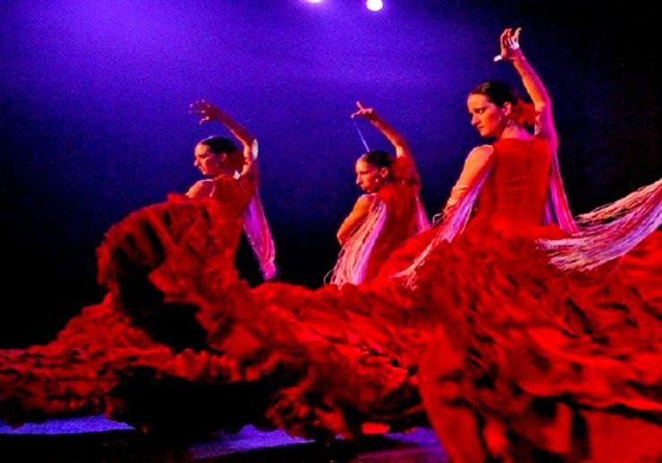 Puerto de la Cruz flamenco show at Casa Abaco