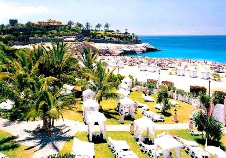 Playa del Duque beach Tenerife
