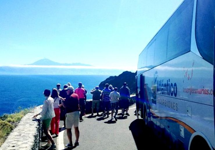 Visit La Gomera on a bus tour from Tenerife