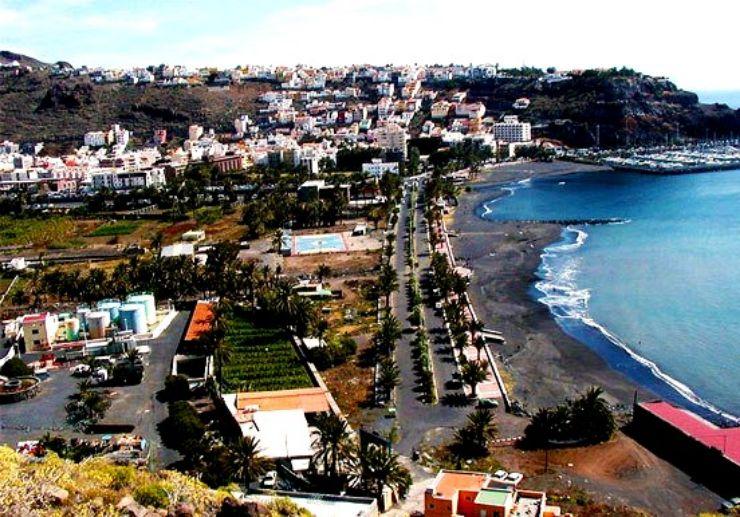 Explore San Sebastian in La Gomera