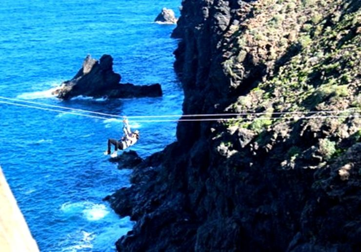 Gran Canaria air sea and land adventure